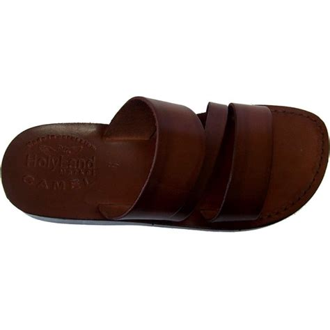 Camel Shoemaker Unisex Outdoor Leather - the Shepherd Style II - Biblical Sandals - Sandals from the Holy Land