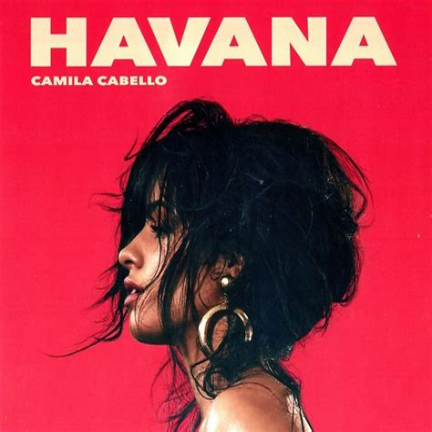 Camila Cabello Havana Artwork
