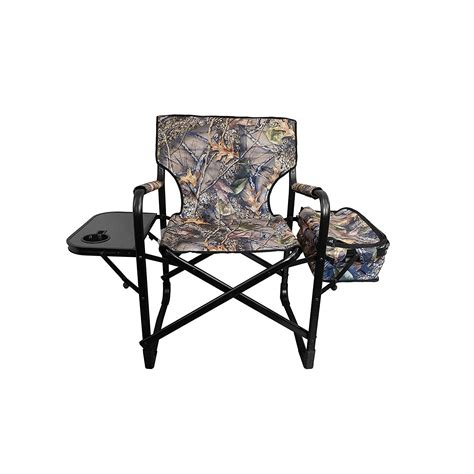 Camo Recliner With Cooler