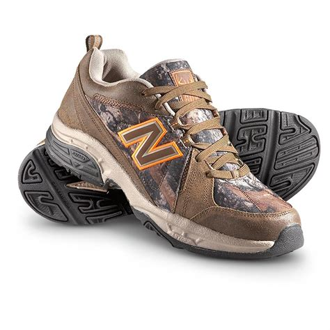 Camouflage New Balance Sneakers