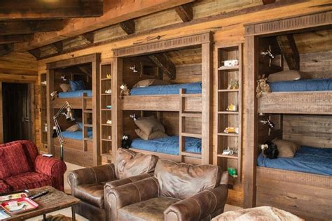 Camp Bunk Bed Designs