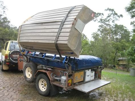 Camper Boat Rack Plans
