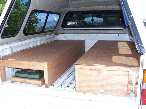 Camper-Shell-Bed-Plans