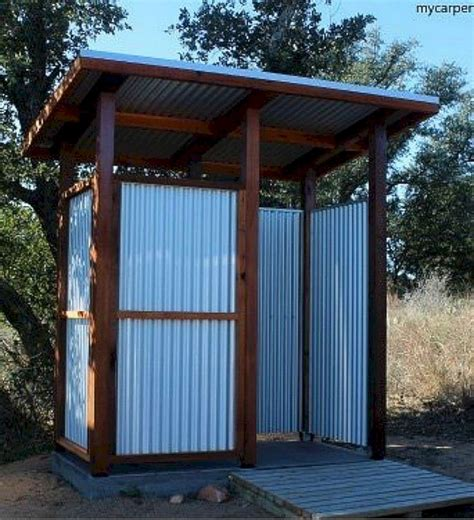 Camping Outhouse Ideas