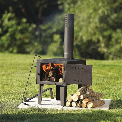 Camping Wood Burning Stoves Diy Slime