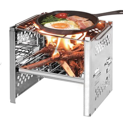 Camping-Folding-Wood-Stove-Plans