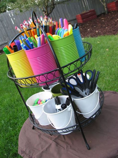 Can Diy School Organizer