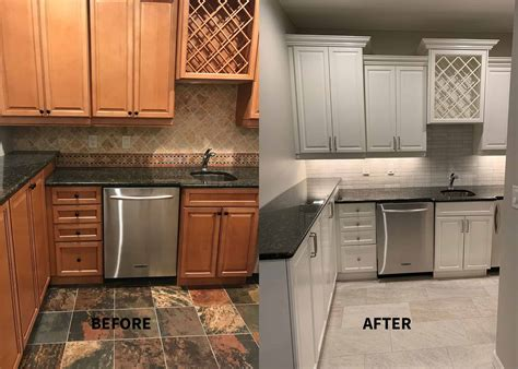 Can Wood Kitchen Cabinets Be Painted