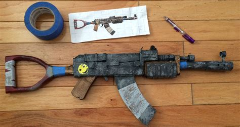 Can You Craft Assault Rifle Rust And Colorado Legislation On Banning Military Assault Rifles