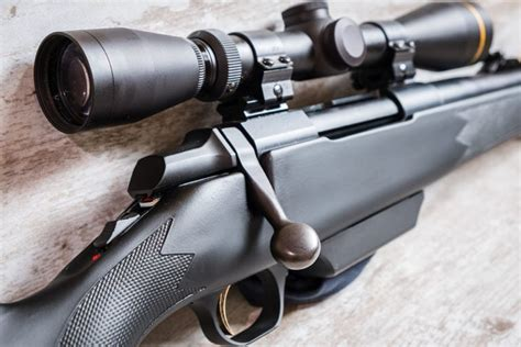 Can You Use A Rifle Scope On A Shotgun And Choate Ultimate Sniper Rifle Stock Remington 700