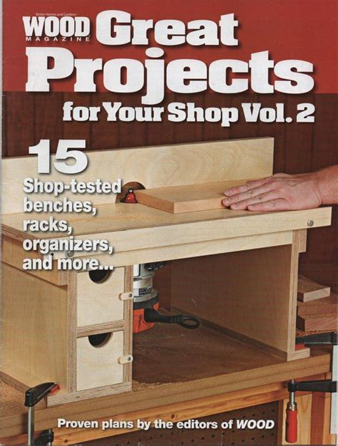 Canadian Woodworking Magazine Free Plans