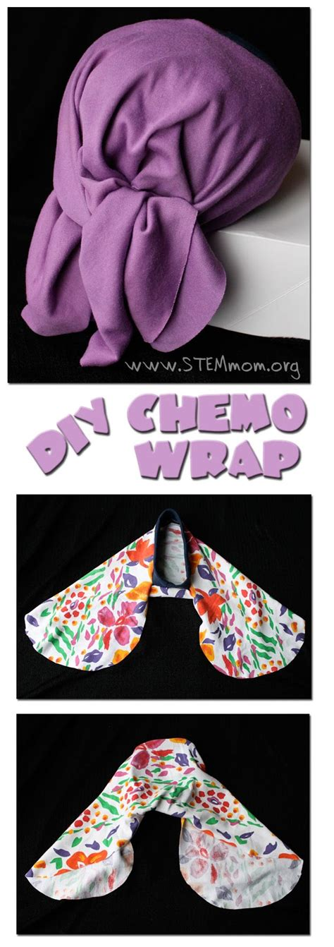 Cancer-Head-Wraps-Diy