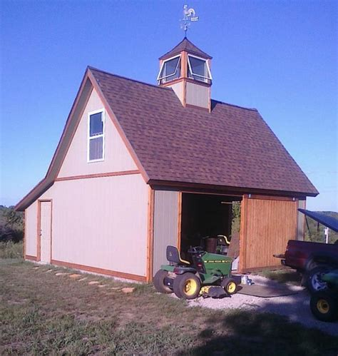 Candlewood Barn Plans