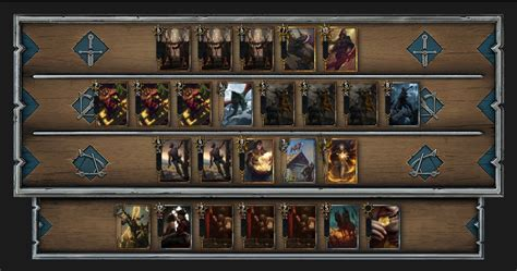 Canno Build A Gwent Deck