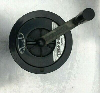 Cannon Planer Reel Elite