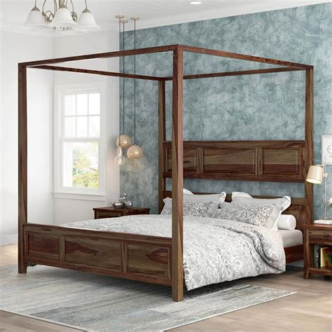 Canopy Bed Construction