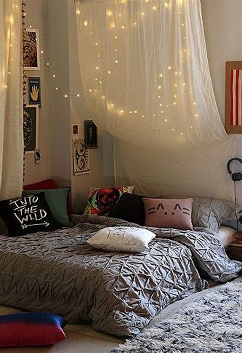 Canopy Bed Diy Dorm Ideas