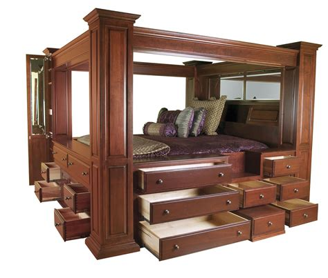 Canopy Bed Frame Plans