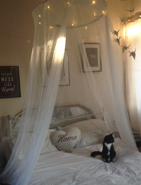 Canopy Bed Tumblr Diy Notebooks