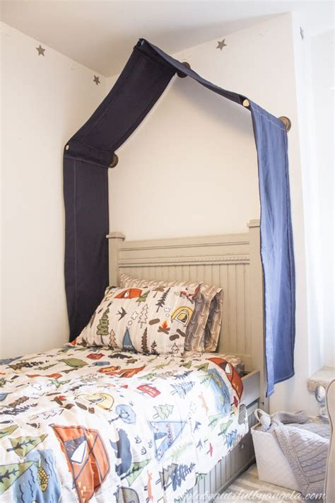 Canopy Tent Bed Diy Decor