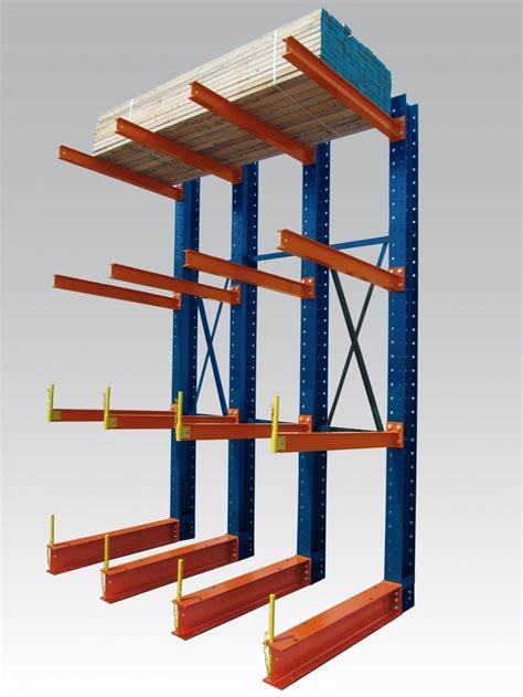Cantilever-Lumber-Rack-Plans