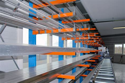 Cantilever-Shelving-Plans