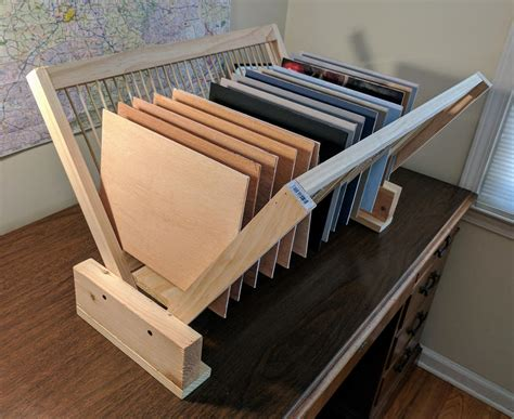 Canvas Drying Rack On Wheels Diy Projects