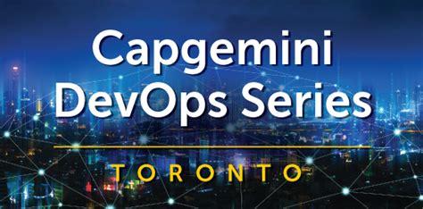 Capgemini Devops Series