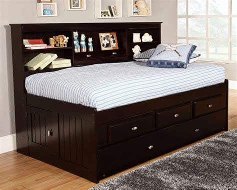 Captains Bed With Drawers Diy