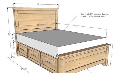Captains-Bed-Building-Plans-For-Free