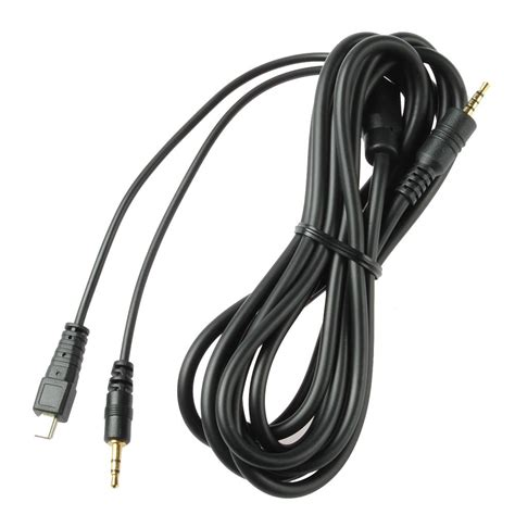 Capture live view remote connection cable PE-1 for Pentax k-7 E-6330