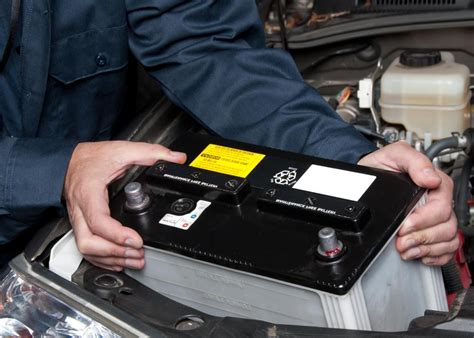 Car Battery Replacement In Burns