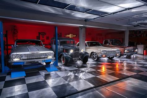 Car Collector Garage Plans