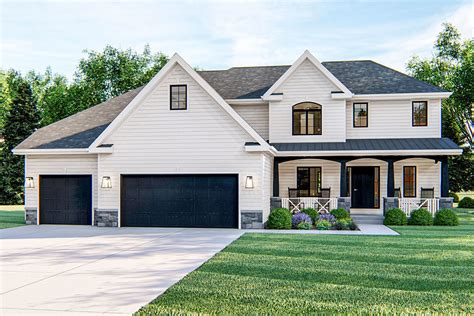 Car Garage House Plans