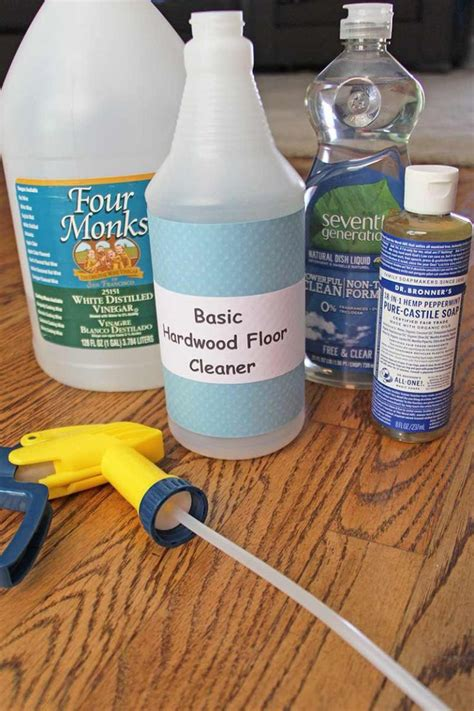 Car Wood Floor Diy Cleaner