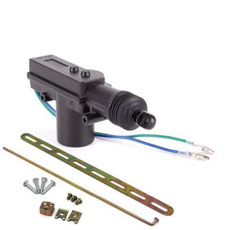 Car-Alarm-With-Door-Lock-Actuators-Diy