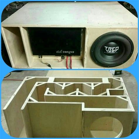 Car-Subwoofer-Box-Plans