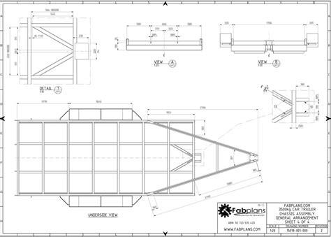 Car-Trailer-Design-Plans