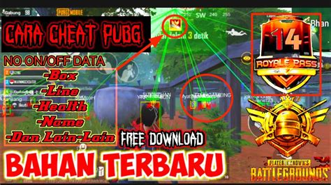 Cara Cheat PUBG 8