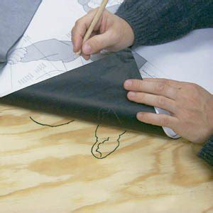 Carbon Woodworking Tracing Paper