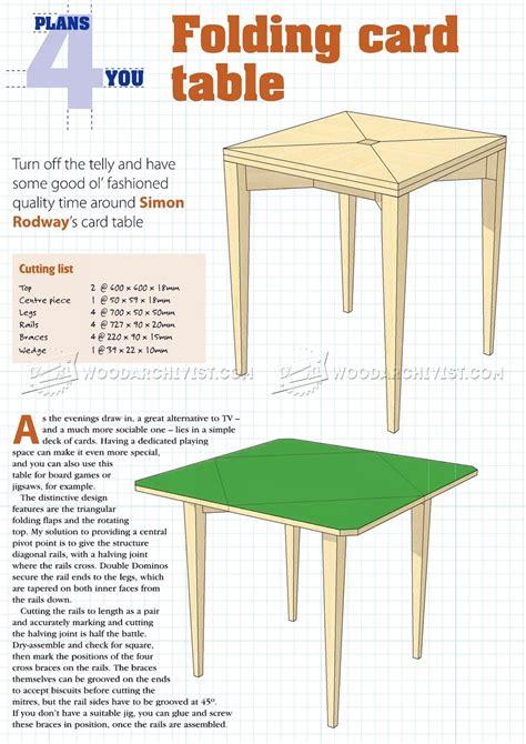 Card-Table-Plans