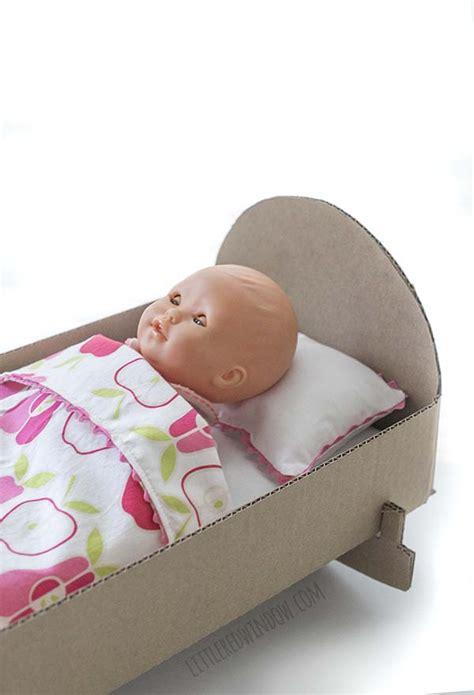 Cardboard-Crib-Diy