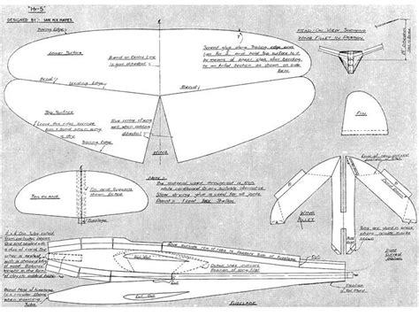 Cardboard-Glider-Plans