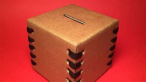 Cardboard-Money-Box-Diy