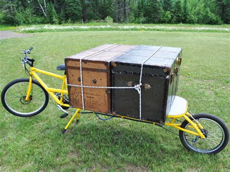 Cargo Bike Box Diy Chrzest