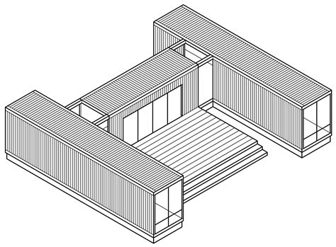 Cargo Containers House Plans