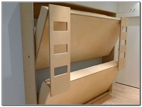 Cargo-Trailer-Fold-Down-Bed-Plans