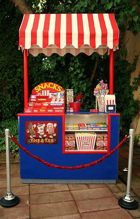 Carnival Theme Diy Stand Up Desk