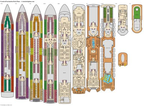 Carnival-Fascination-Desk-Plans
