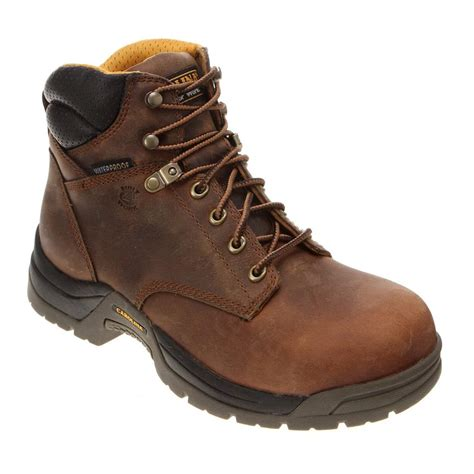 Carolina Composite Broad Toe Safety Waterproof Work Boot